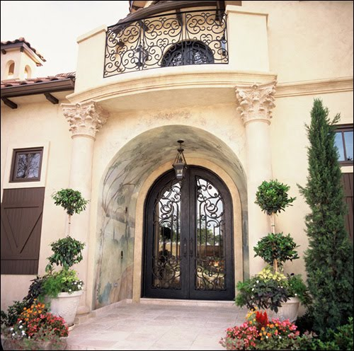 Awesome Metal Entrance Doors Doors Largest Home Design Picture Inspirations Pitcheantrous