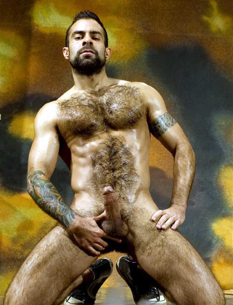 Steve Cruz Naked 36