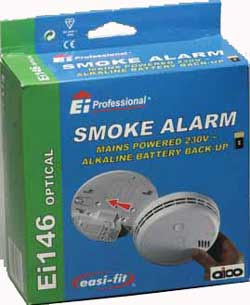 Ei141 Smoke Alarm >> Sparks Picture Blog: Pictures of the Aico Fire Alarms - Smoke, Heat, and CO Alarms