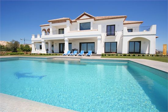 Locations vacances en espagne s jours en villas et - Maison de vacances christopher design ...
