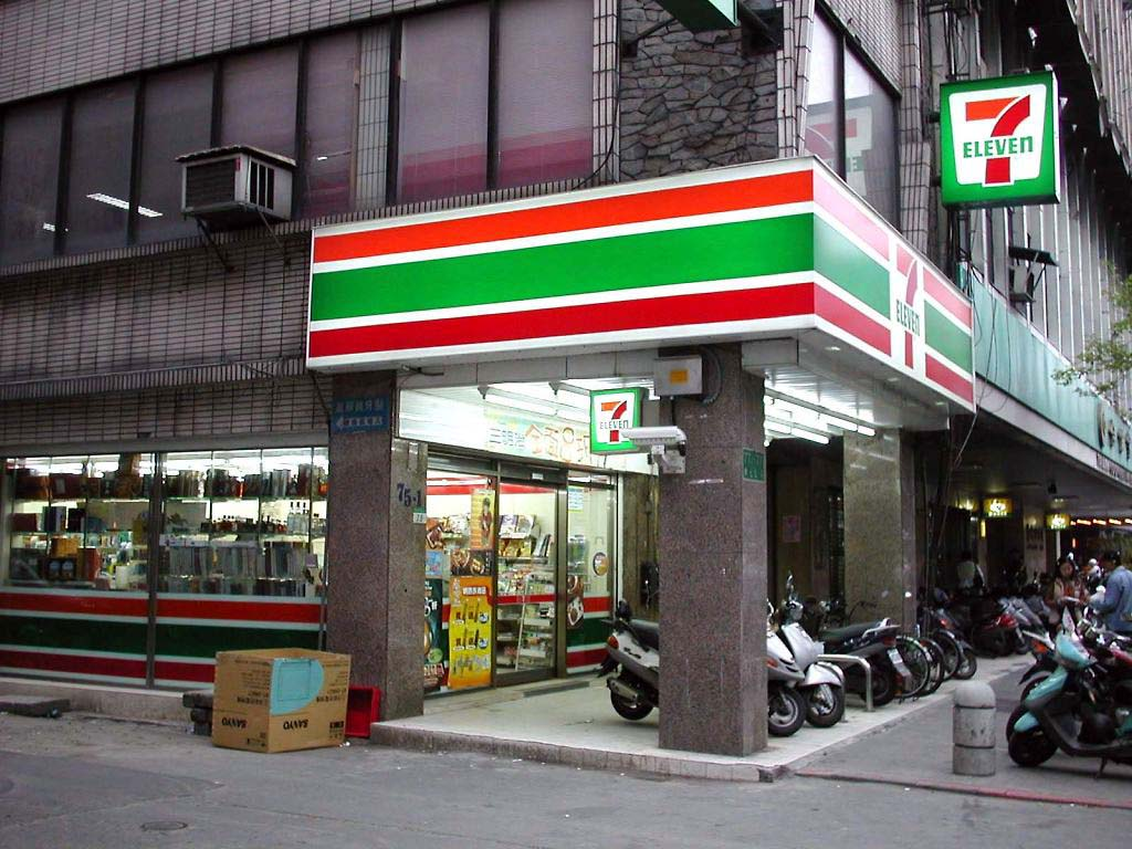 Blue Ocean Methodology Iqqu Apple And 7 Eleven They All