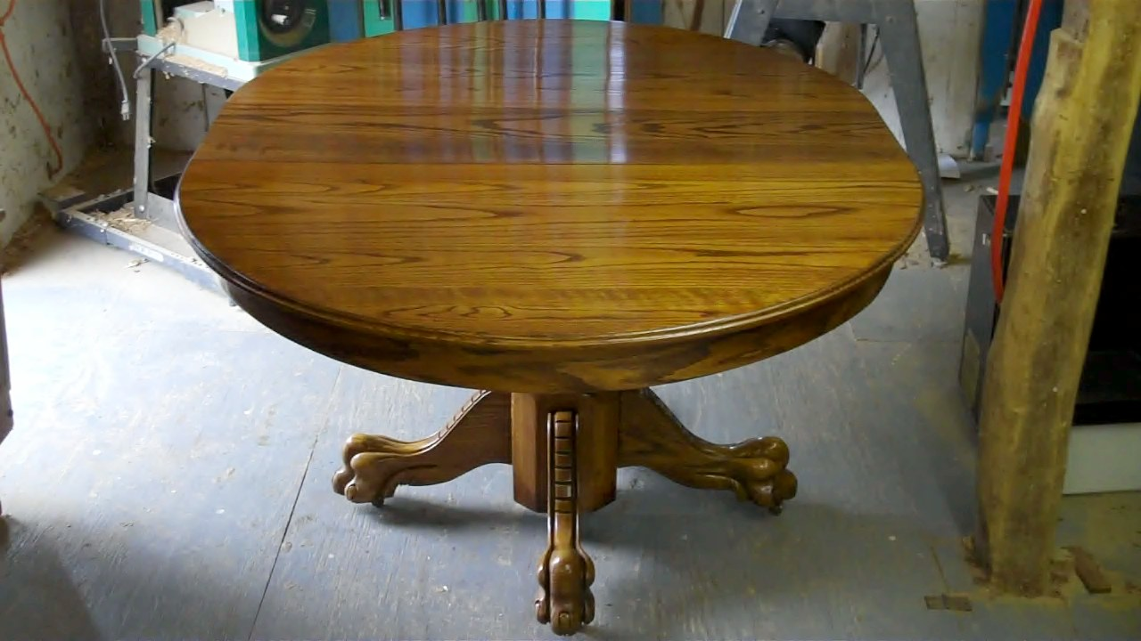 Walter Of Wabash Kitchen Table