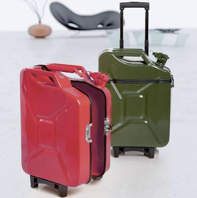 Certains en font même des valises !