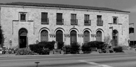 Historic Post Office Daytona Beach Florida