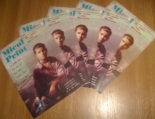 Slovacia, Germania, Moldova… dans Revista Micul Print