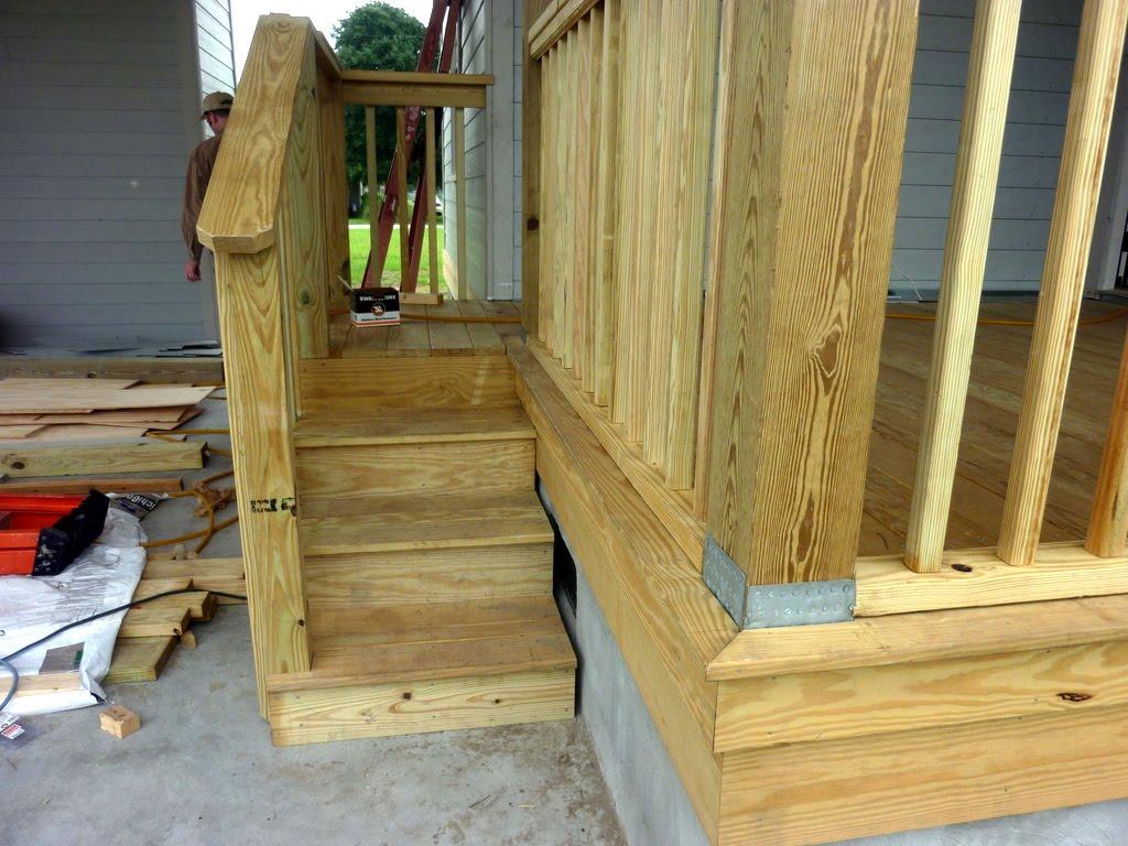 Insulation Porches