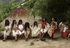 Mujeres Tríbu Arhuacos