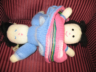 Knitted Toys: Topsy Turvy