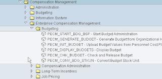 SAP Help By Kevin: Enterprise Compensation Management
