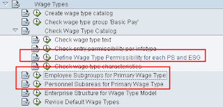 SAP Help By Kevin: Under Standing PS Grouping and ES Grouping