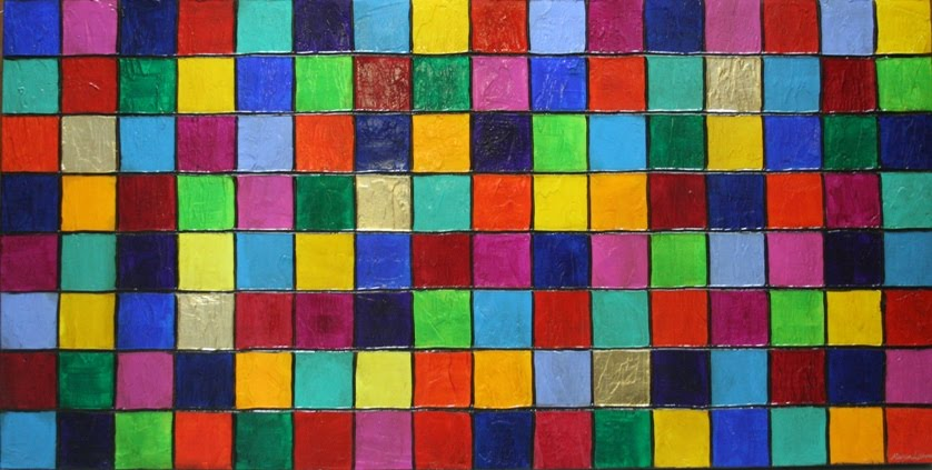 How To Create A Squares Painting