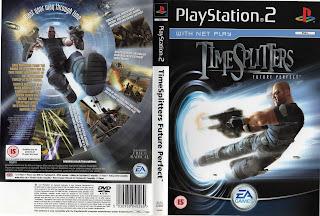 Download - TimeSplitters: Future Perfect | PS2