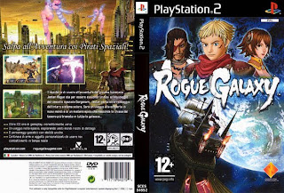 Download - Rogue Galaxy (DVD-9) | PS2