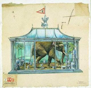 Les Carnets de voyage de Stefano Faravelli - Peintre dans Illustrateurs stefanolightness