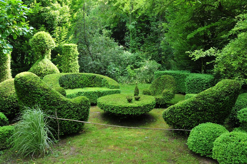paradis express: Le jardin de Séricourt