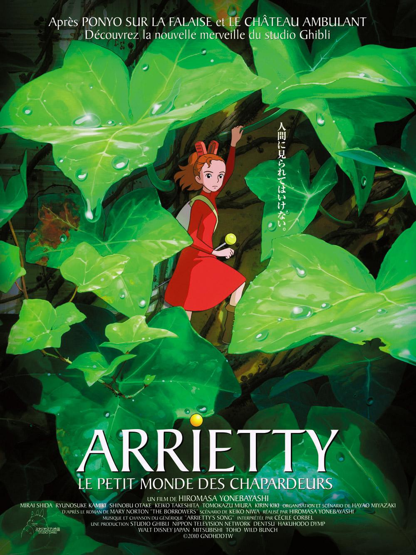 paradis express: Arrietty
