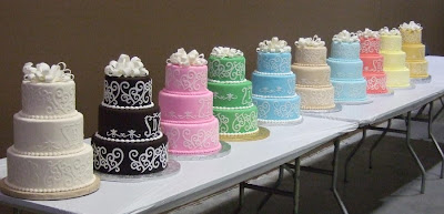 Cricut Cake Idea