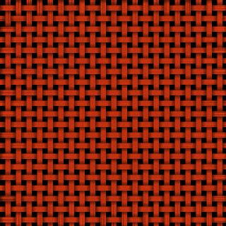 digi scrap papier tresse rouge