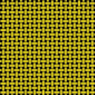 digi scrap papier tresse jaune