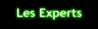 gimp effet neon les experts