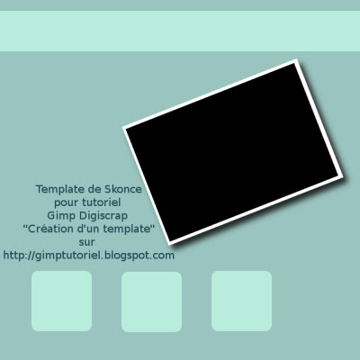 tutoriel template digital scrap