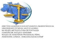 COMISSÃO DE JUSTIÇA E CIDADANIA - ACOMPANHAMENTO DE PROCESSO CRIME ESTADUAL CEARÁ