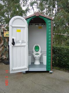 Bagni mobili per cantiere - Bagno chimico cantiere ...