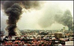 The Jakarta 13 May 1998 riots
