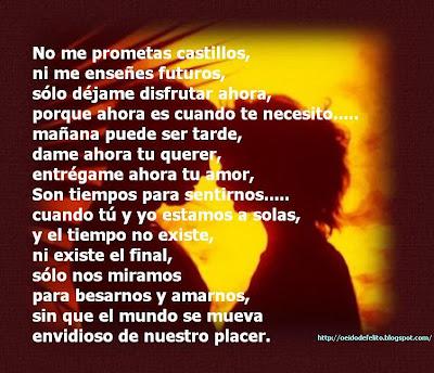 Te Necesito Amor Poemas