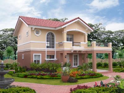 Wonderful European Home Design Rumah Minimalis