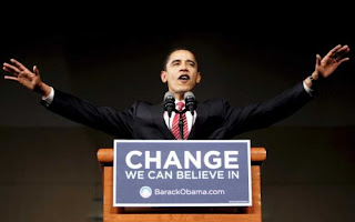 Ultra-liberal Barack Obama stumping the campaign trail in SC