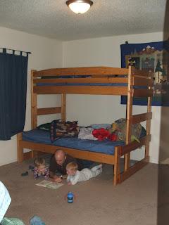 wild mountain Scott s bunk beds
