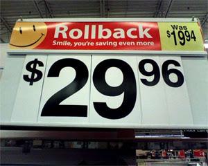 Walmart Weirdness
