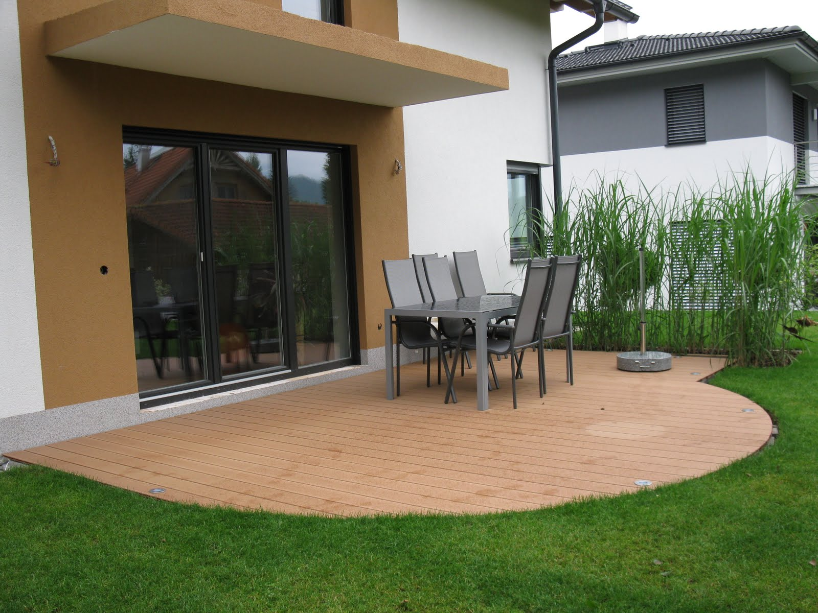 Bautagebuch Pb Die Fast Fertige Terrasse