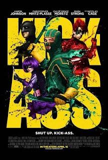 Kick-Ass (2010) DVDRip Latino
