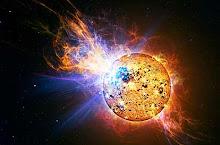 Explosión de estrella enana