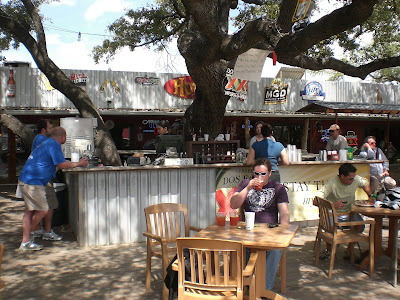 Nutty Brown Cafe And Amphitheater About Halfway Between Austin Dripping Springs Texas