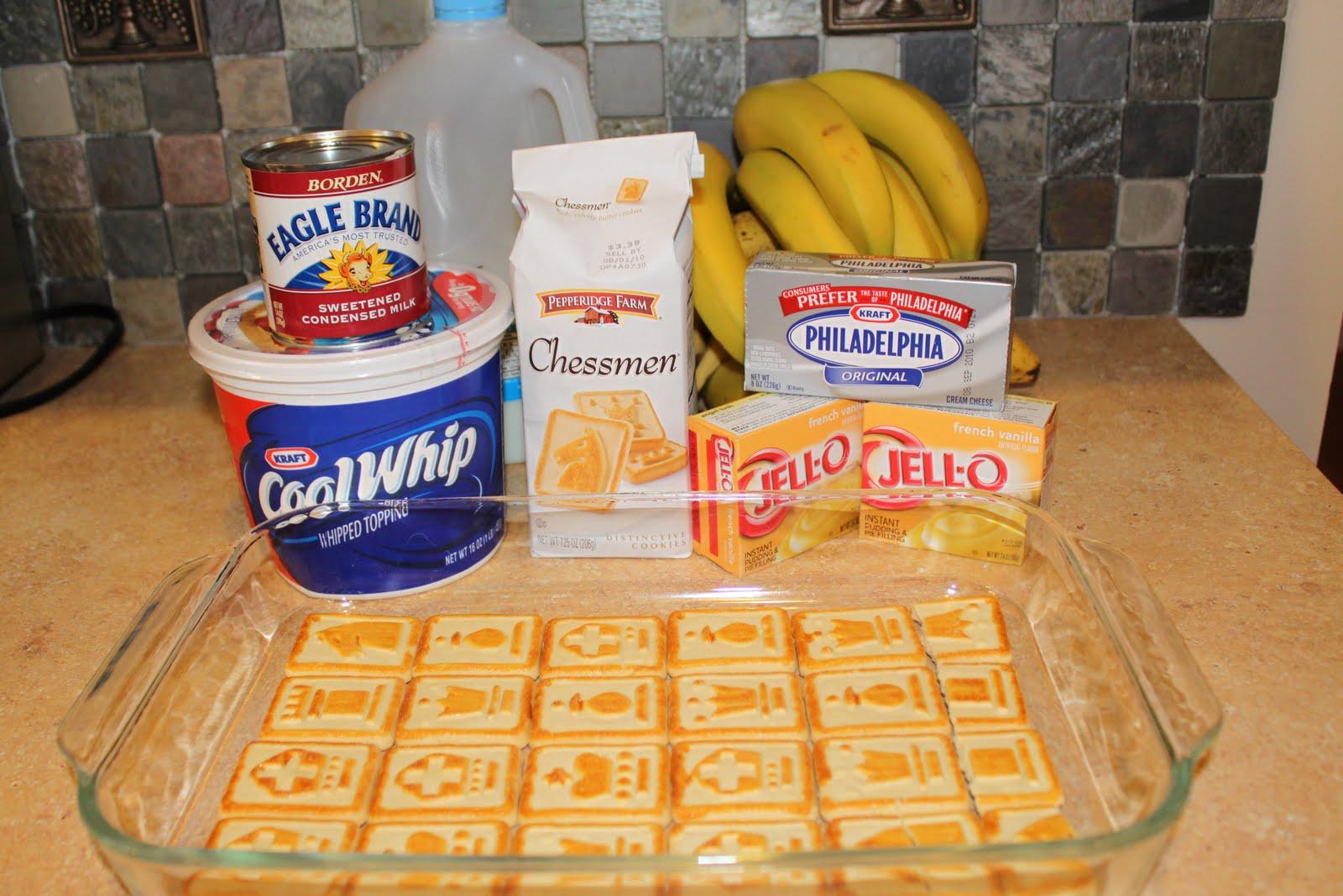 How Yo Make Banana Cake
