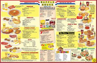 Taste Of Hawaii Waffle House