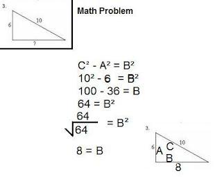 Math Blog 817 (2008): The Pythagorean Theorum