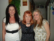 Gina, Me, and Dawna 2 of my Daughters