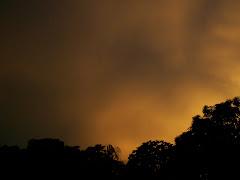 Anochece en Maracaibo