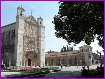 Resultado de imagen de iglesia de san pablo valladolid