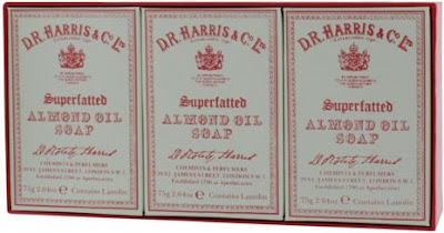 AlmondSoap DR Harris & Co