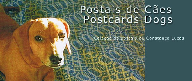 Postais de Cães Postcards Dogs