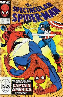 Marvel Spider-man Tarantula Captain America Fiercest Foe Legends Universe