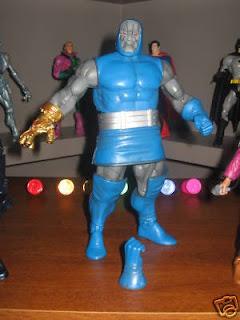 DC Universe Wave 12 Darkseid Killing Glove New Gods Apokolips Desaad