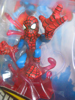 Marvel Super Hero Squad Spider-man Saves the day