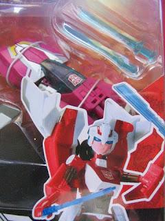 Transformers Takara Tomy Animated Arcee Bumblebee Autobot