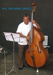 Prof. SALOMÓN GÁMEZ.